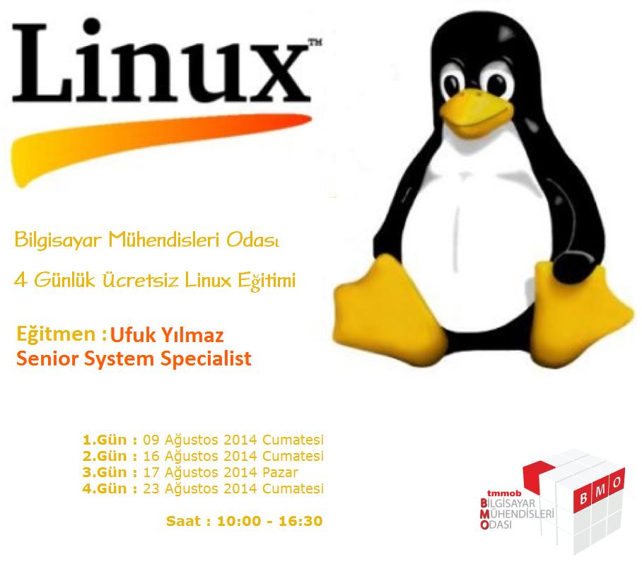 Linux_Egitim_Afis