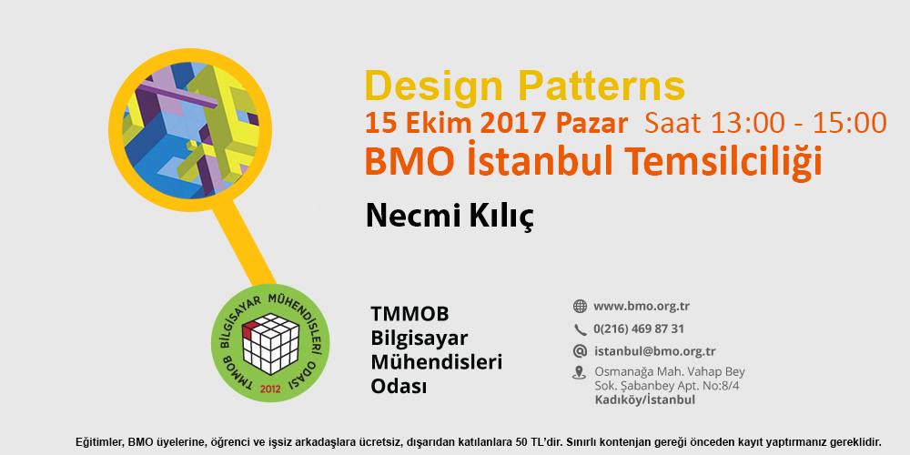 Tekli-tasarım-Design-Patterns