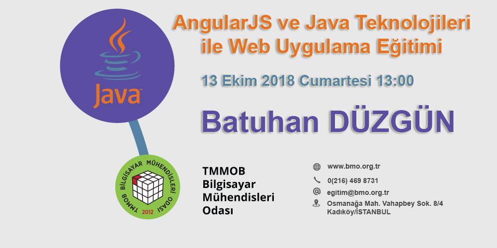 AngularJS-ve-Java