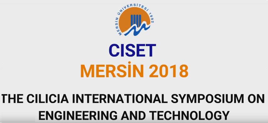 CISET2018_Mersin